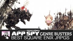 The best Square Enix JRPGs on the iOS App Store