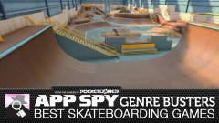 Genre Busters: top 5 best skateboarding games on iOS