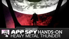 Hands-on with Heavy Metal Thunder, the gamebook set in deepest, darkest space