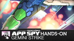 Hands-on with Gemini Strike, the free-to-play shmup from Armor Games
