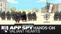 Hands-on with Valiant Hearts, the Catch-22 of video games