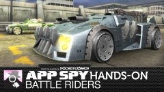 Hands-on with Battle Riders, the dark and gritty game of vehicular combat