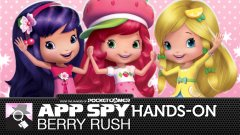 Hands-on with Berry Rush, the ever-so sweet auto-runner starring Strawberry Shortcake