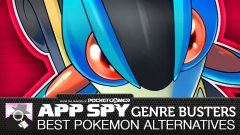 Genre Busters: the best Pokemon alternatives on iOS