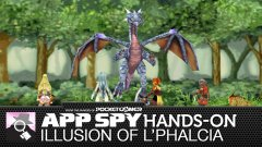 Hands-on with Illusion of L'Phalcia, the JRPG where your best friend is a speaking Leopard