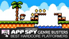 Genre Busters: top 5 hardcore platformers on iOS
