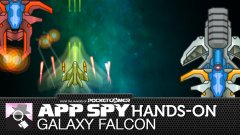 Hands-on with Galaxy Falcon, the free-to-play space shoot-em-up