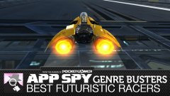 Genre Busters: best futuristic racers on iOS