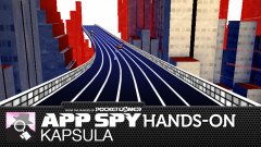 Hands-on with Kapsula, where racing puzzlers solve you