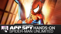 Hands-on with Spider-Man Unlimited, in which Spidey turns his hand to auto-running