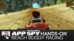 Hands-on with Beach Buggy Racing, the free-to-play racer filled with floaty fun