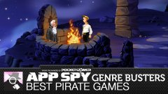 Genre Busters: top 5 best pirate games on iOS