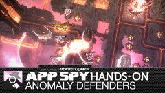 Hands-on with Anomaly Defenders, the reverse reverse tower defence game