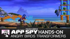 Hands-on with Angry Birds Transformers, the Autobot auto-runner with physics-based mayhem