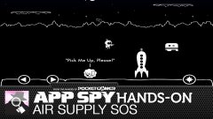 Hands-on with Air Supply SOS, the wonderfully authentic homage to Speccy days