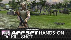 Hands-on with Kill Shot, the first person sniping title from Hothead