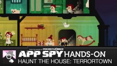 EGX 2014: Hands-on with Haunt the House: Terrortown, the horrifyingly fun puzzler