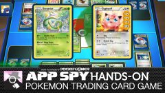Hands-on with Pokemon Trading Card Game Online, the super effective TCG for iPad pokemaniacs