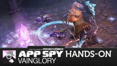 Hands-on with Vainglory, the magical Metal-powered mobile MOBA