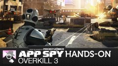 Hands-on with Overkill 3, the cover shooter where you take cover and shoot