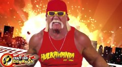 Hulk Hogan Leg Drops into Crazy Taxi City Rush, brother, becomes an unlockable character, dude