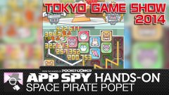TGS 2014: Hands-on with Space Pirate Popet, the super-cute animal matching chain-maker