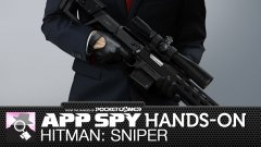 Hands-on with Hitman: Sniper, Square Enix's long-range assassination sim