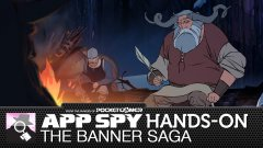 Hands-on with The Banner Saga, the chilly RPG adventure with massive horns