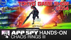 TGS 2014: Hands-on with Chaos Rings 3, the surprisingly colourful new chapter of Square Enix's mobile RPG favourite