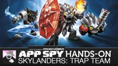 Hands-on with Skylanders: Trap Team, the toy-powered platformer which may cost you a fortune