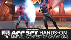 Hands-on with Marvel: Contest of Champions, the surprisingly sprightly gesture-based brawler