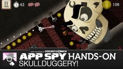 Hands-on with Skullduggery!, the head-banging, bone-bouncing platformer