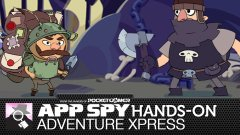 Hands-on with Adventure Xpress, the magic-filled match-3 puzzler