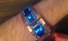 Add 'bracelet that can play Tetris' to your list of novel gaming wearables