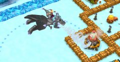 Mark of the Dragon is coming to iOS and Android this November, looks like Panzer Dragoon plus Clash of Clans