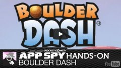 Hands-on with Boulder Dash 30th Anniversary, the rock-pushing, cave diving platformer