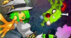 Woooooo! Stunt Gal is getting a Halloween Spook-tackular update