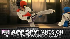 Hands-on with The Taekwondo Game, the incredibly promising mobile fighting sim