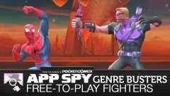 Genre Busters: top 4 best free-to-play fighting games on iOS