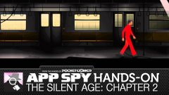 Hands-on with The Silent Age: Chapter 2, the time-hopping point-and-click adventure
