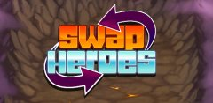 Swap Heroes launch trailer is equal parts epic and adorable