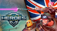 Tactical Heroes is what happens when X-Com meets Clash of Clans