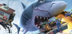8 terrifyingly dangerous sharks from Hungry Shark Evolution