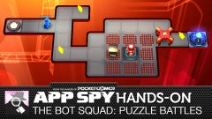 Hands-on with The Bot Squad: Puzzle Battles, Ubisoft's bot battling puzzler