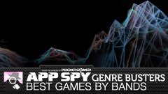 Genre Busters: top 3 best games made by bands on iOS