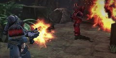Grab codes and catch us playing Warhammer 40,000: Space Wolf on Twitch at 5pm BST / 9am PDT!