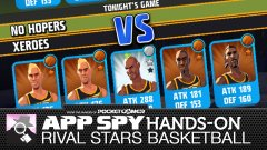 Hands-on with Rival Stars Basketball, the basketball based collectible card game