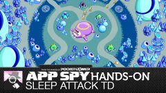 Hands-on with Sleep Attack TD, the tower defence game with a twist