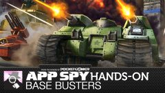 Hands-on with Base Busters, the explosive reverse tower defence game