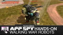 Hands-on with Walking War Robots, where World of Tanks meets MechWarrior